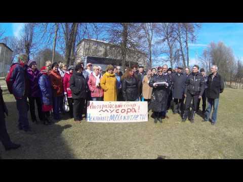 Детчинцы просят помощи у Путина