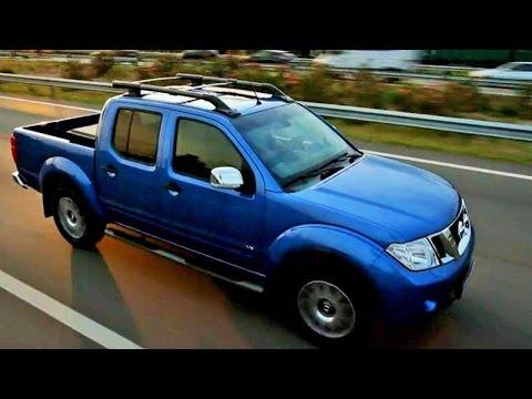 2015 Nissan Navara - Interior, Exterior And Drive Review