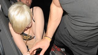getlinkyoutube.com-WTF! Is Miley Cyrus Partying Too Hard!?