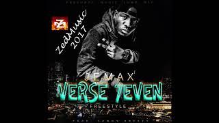 Jemax Verse 7 Freestyle (Audio) Zambian Music 2017