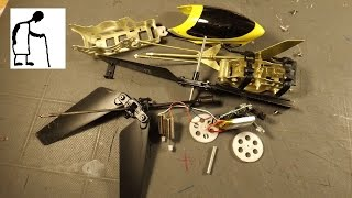 getlinkyoutube.com-Let's disassemble that cheap RC helicopter