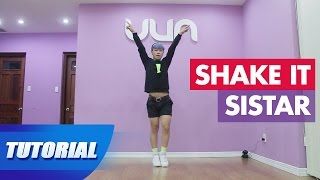 getlinkyoutube.com-Tutorial Mirror | Dạy nhảy SISTAR - Shake it | Panoma Dance Crew