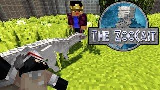 getlinkyoutube.com-Jurassic World Season 2 (Minecraft 1.8 - Jurassicraft 2.0) NAME THE INDOMINUS! #8