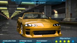 getlinkyoutube.com-[Need For Speed Underground] Brian - Mitsubishi Motors Eclipse