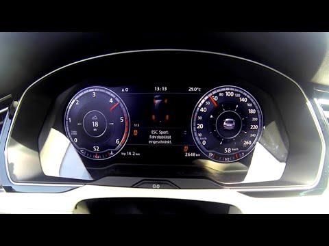 Volkswagen VW Passat 2.0 TDI 240hp 0-60 mph / 0-100 km/h 2014 (B8) DSG 176kW