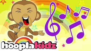 getlinkyoutube.com-Top 20 Kids Music Songs For Toddlers Dancing and Singing - HooplaKidz