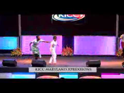 KICC XPREXXIONS MINISTRATION ON SUNDAY 13TH JULY 2014