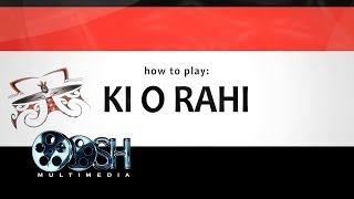 Ki o Rahi - How to Play
