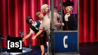 getlinkyoutube.com-Bill & Ted's Not So Excellent Classmate   Robot Chicken   Adult Swim