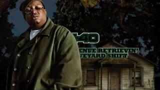 E-40 - My Lil Grimey Nigga (Feat. Stressmatic)
