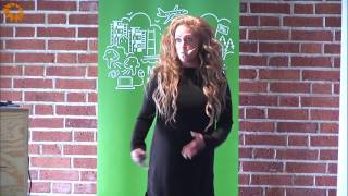 Skellefteå morgonmöte 2017-06-02 - Vill du öka din försäljning? - Angelica Falk