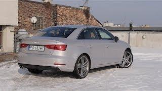 getlinkyoutube.com-(PL) Audi A3 Limousine 1.8 TFSI S tronic - test i jazda próbna