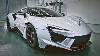 getlinkyoutube.com-► W Motors Fenyr SuperSport 900 hp - First Look