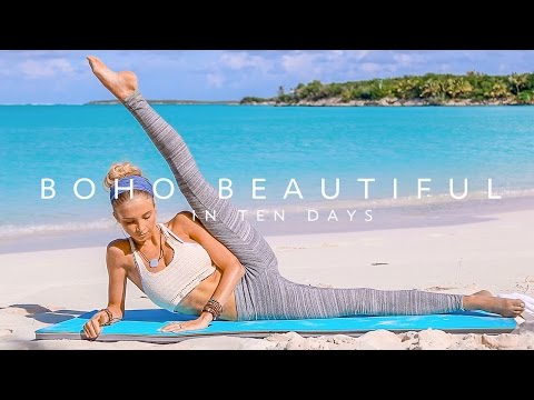 Boho Beautiful in 10 Days ♥ DVD & Digital Program