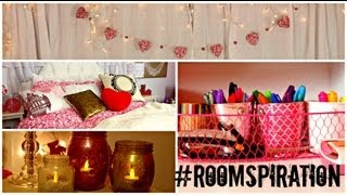 getlinkyoutube.com-Easy ways to spice up your room! + DIY Decorations