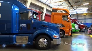 getlinkyoutube.com-Paccar Test Center where Peterbilt & Kenworth Trucks are tested - Open House & Truck Show