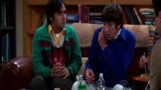 getlinkyoutube.com-The Big Bang Theory Season 3 Funny Moments Part 2