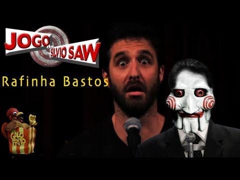 Jogo do Silvio Saw #03 - com Rafinha Bastos