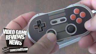 getlinkyoutube.com-New NES (NES30) Bluetooth controllers review - Gamester81
