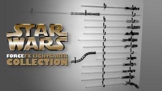 getlinkyoutube.com-Star Wars Force FX Lightsabers