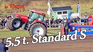 Lütten Vollstedt 2016 - 5,5t. Standard S - DEUTZ 130 06 Spezial vs IHC 1246