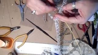 getlinkyoutube.com-How to make a Gorgeous Parasol - jennings644