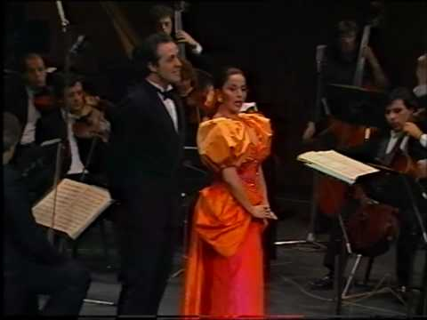 Teresa Berganza (Mezzo) and Jorge Chaminé (Bariton) -
