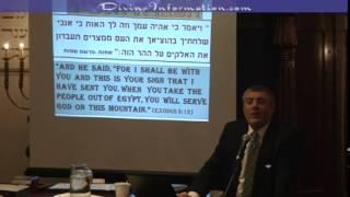 getlinkyoutube.com-Rabbi yosef mizrachi Judaism / Christianity and Islam In Montreal Sept 2014