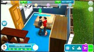 getlinkyoutube.com-The Sims Freeplay - Love Is In The Air