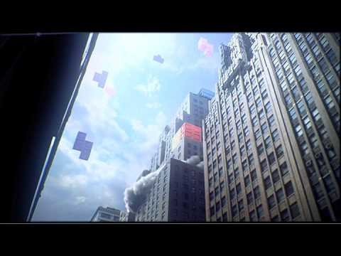 Short Film – Pixels