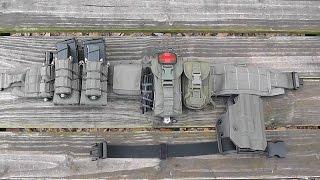ATS War Belt set up