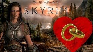 getlinkyoutube.com-Casando com a Lydia - Skyrim
