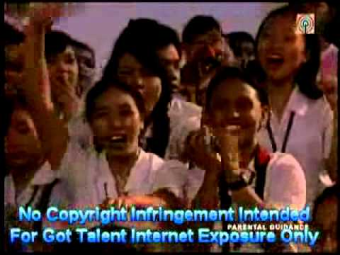 Jeremie Tampoy Blind Singer That's All I Ask Of You Pilipinas Got Talent 2011 Season 2