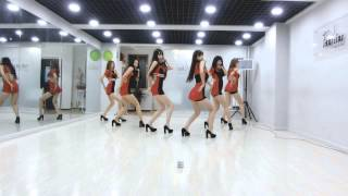 getlinkyoutube.com-헬로비너스sticky sticky-Hello Venus(兰州)Faustine Dance工作室
