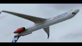 getlinkyoutube.com-FLIGHT 'the Movie' CRASH_SCENE ~ WOAH ! ♦ DENZEL's Wild Ride !