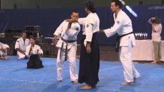 getlinkyoutube.com-Excellent Aikido Demonstration Mori Shihan