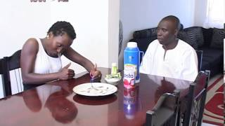 getlinkyoutube.com-Kansiime Anne's tyrical food prayer..