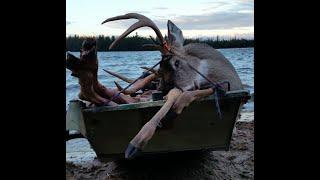 getlinkyoutube.com-float hunt deer with bows 2015