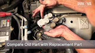 How to change Shift Control Solenoid Valve - 1997 Honda Accord