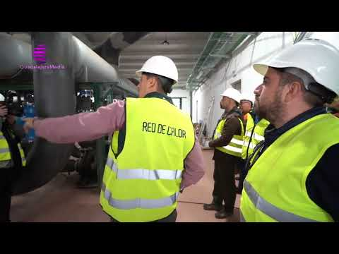 REBI SLU: La Red de Calor de Guadalajara, protagonista en las noticias de Guadalaraja Media