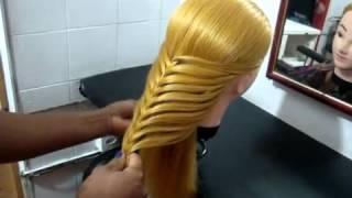getlinkyoutube.com-طريقة تظفير ظفيرة شعر عريضة.flv