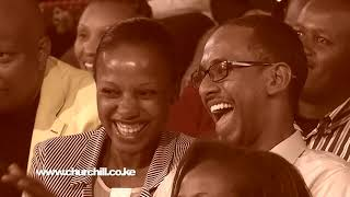 Churchill Show Jemutai   Women's day special