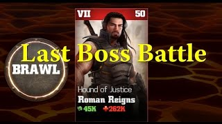 getlinkyoutube.com-WWE Immortals - Final Boss Battle