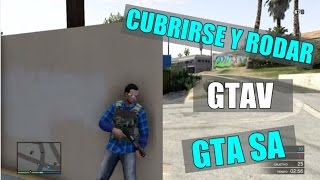 getlinkyoutube.com-◘CUBRIRSE y RODAR como GTA V para GTA SA◘