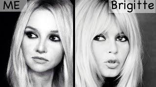 getlinkyoutube.com-Brigitte Bardot Makeup Tutorial