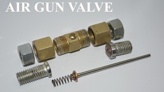 Homemade Air gun valve 2 Simply the best