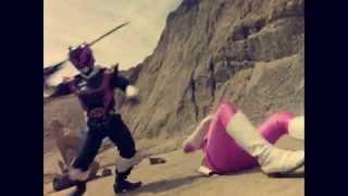 getlinkyoutube.com-Pink Ranger Ryona