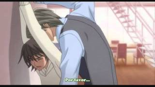 getlinkyoutube.com-Junjou Romantica cap 4 sub espñaol 2-3