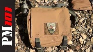 getlinkyoutube.com-Hidden Woodsmen Haversack Gear: Best Handmade Bushcraft Gear!