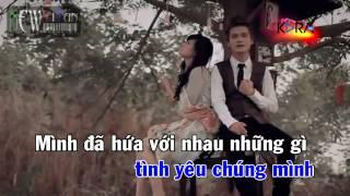 getlinkyoutube.com-Yêu Lại Từ Đầu   Khắc Việt    NewTitan    Karaoke Online (hoang nhi)